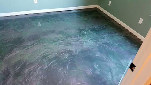 Marble Epoxy Flooring | New City New York