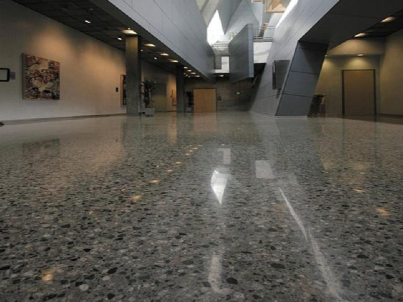 Polished Concrete | New City New York