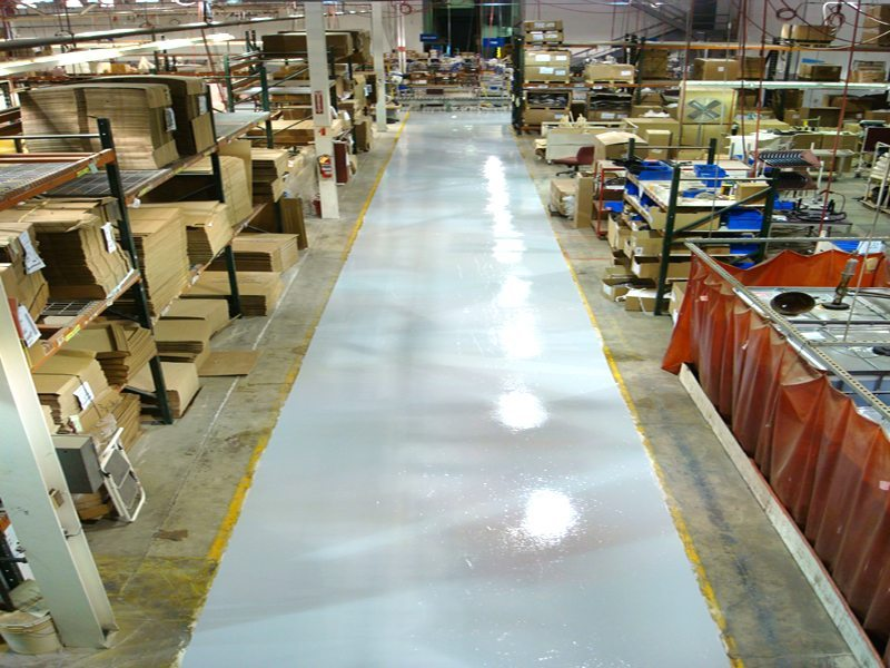 Resinous Flooring | New City New York