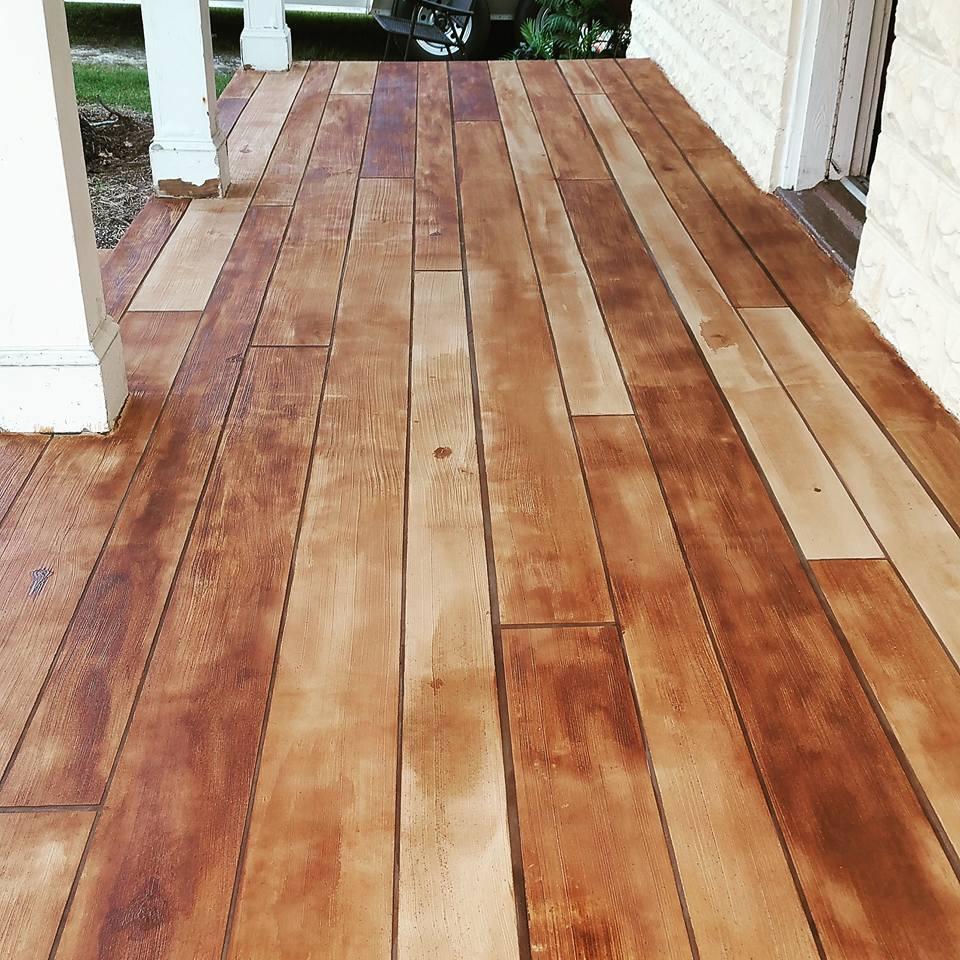 Residential Flooring | Concrete Wood | New City New York