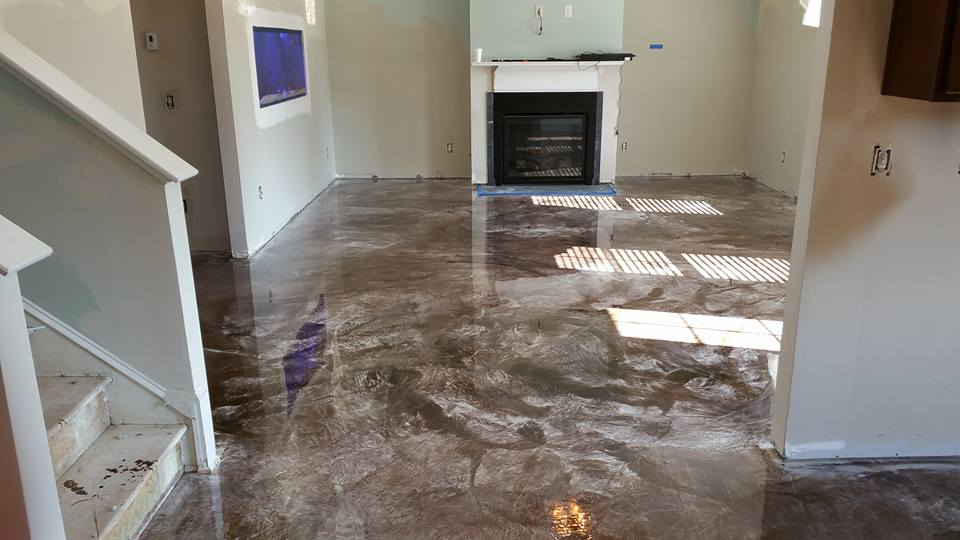 Residential Flooring | Marble Epoxy Flooring | New City New York