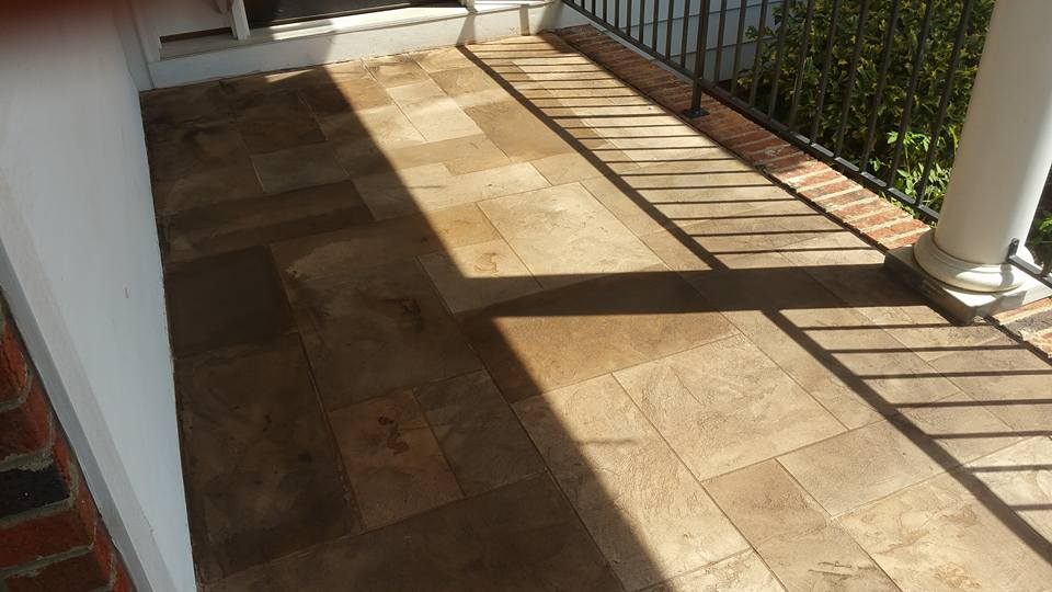 Residential Flooring | Stained Concrete | New City New York