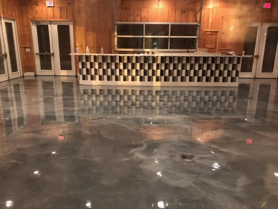 Residential Flooring | Marble Epoxy Flooring | New City New York