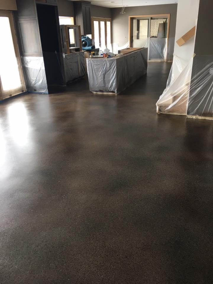 Concrete Stained Floors | New City, New York